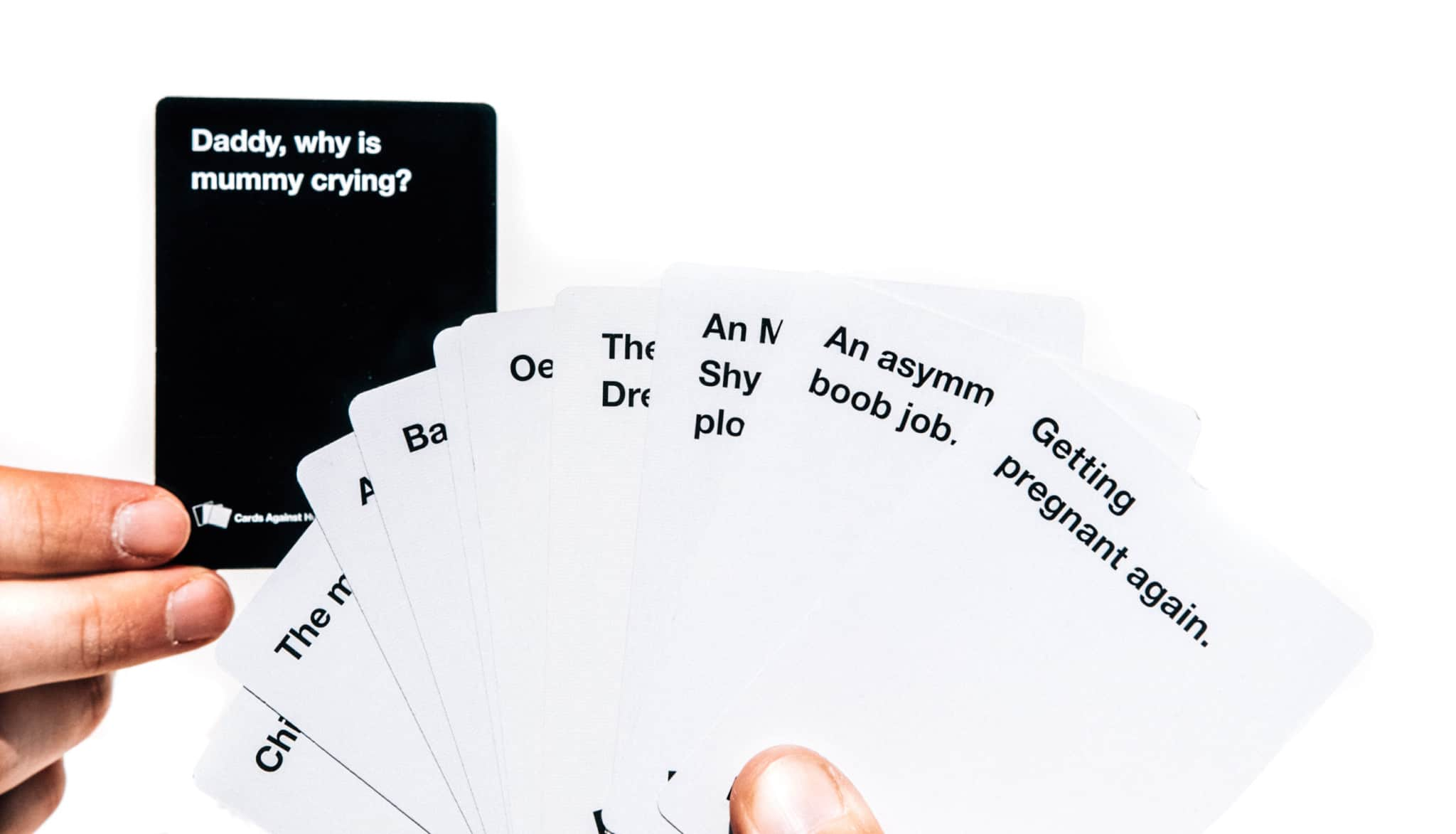 Cards Against Humainty Regeln
