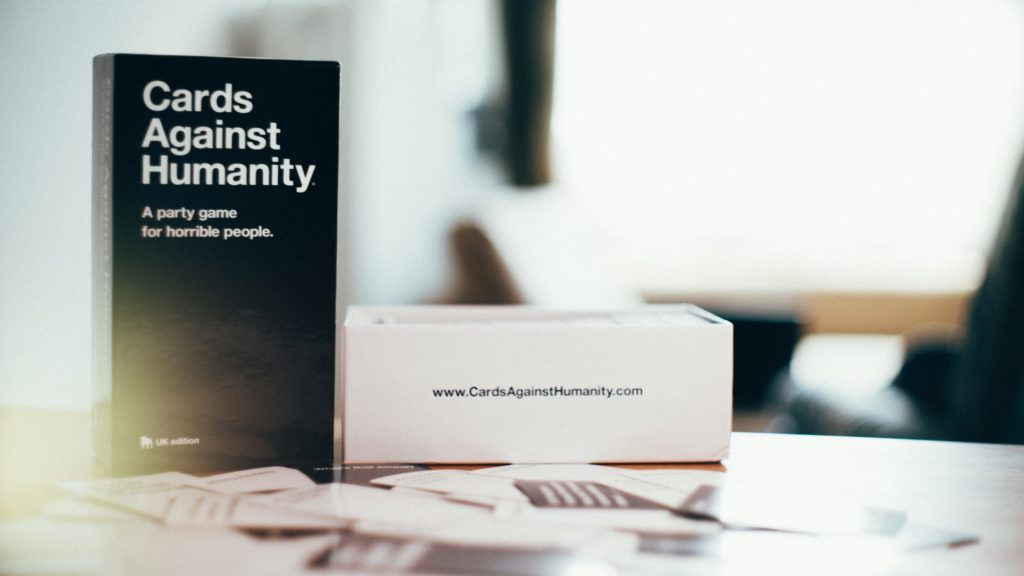 Cards Against Humanity Spiel